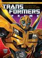 Transformers Prime Prequel-Comic
