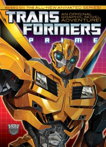 Transformers: Prime (Comics)