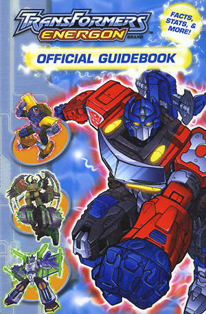 Unicron Trilogy guidebooks