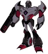 Transformers Animated Megatron 2