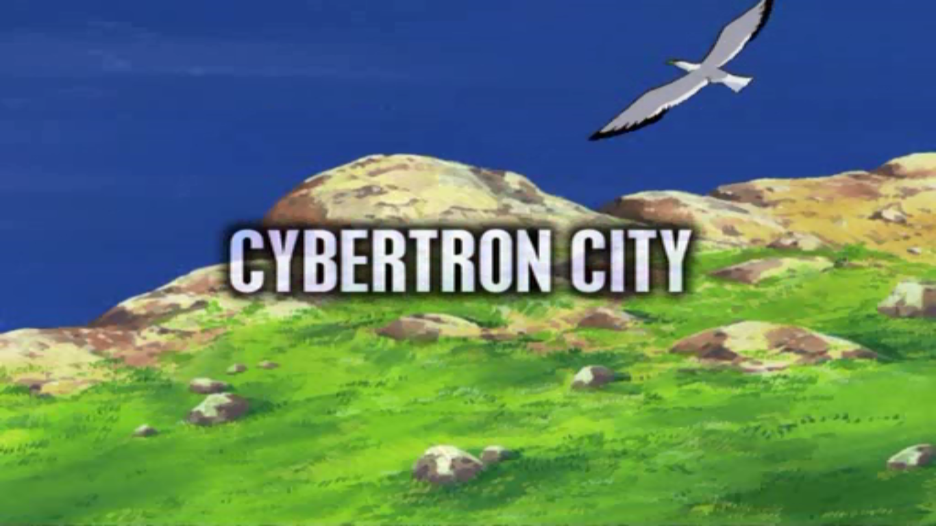 Cybertron City (episode)