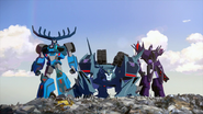 Steeljaw Decepticons Robots in Disguise