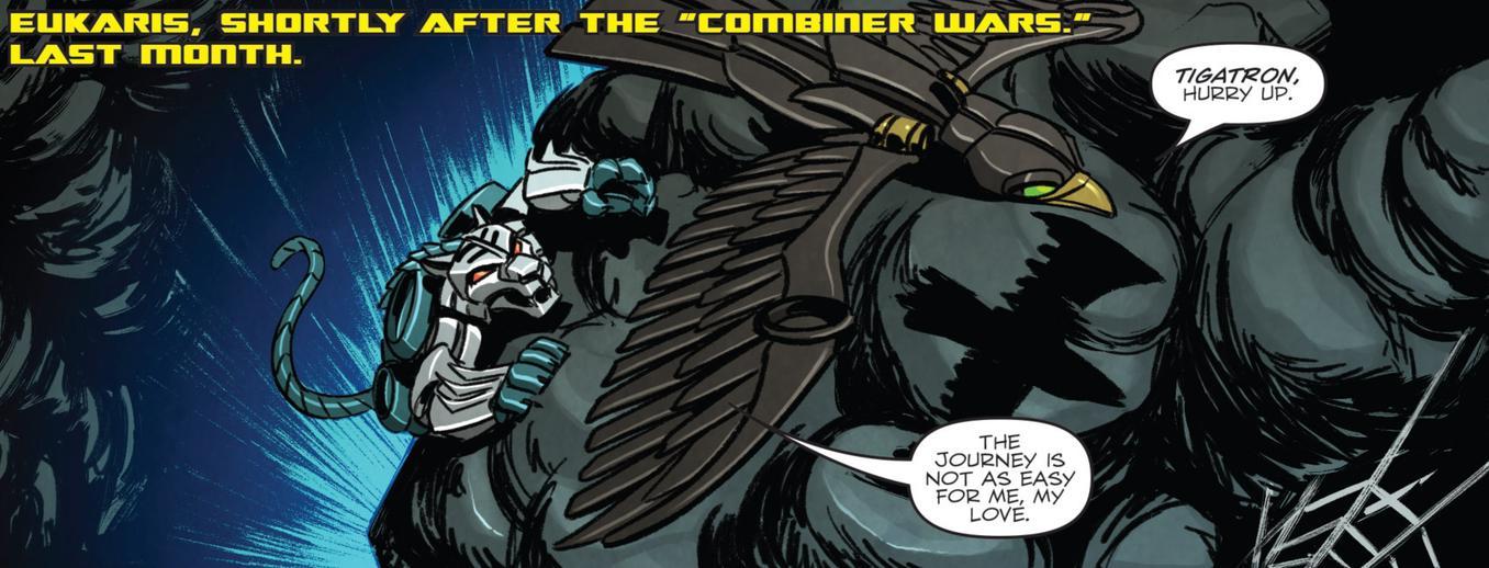 Windblade Combiner Wars, часть 6