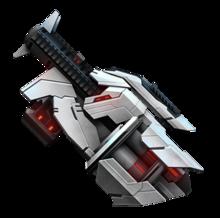 Asteroid Heavy Grenade Launcher
