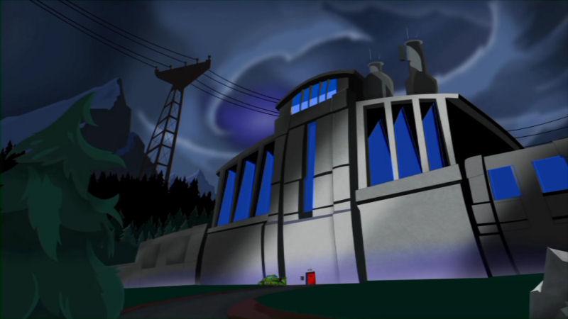 Griffin Rock power plant
