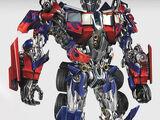 Optimusz Fővezér (film)