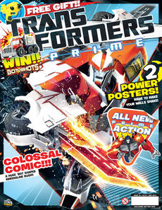 Transformers Comic issue 4.10