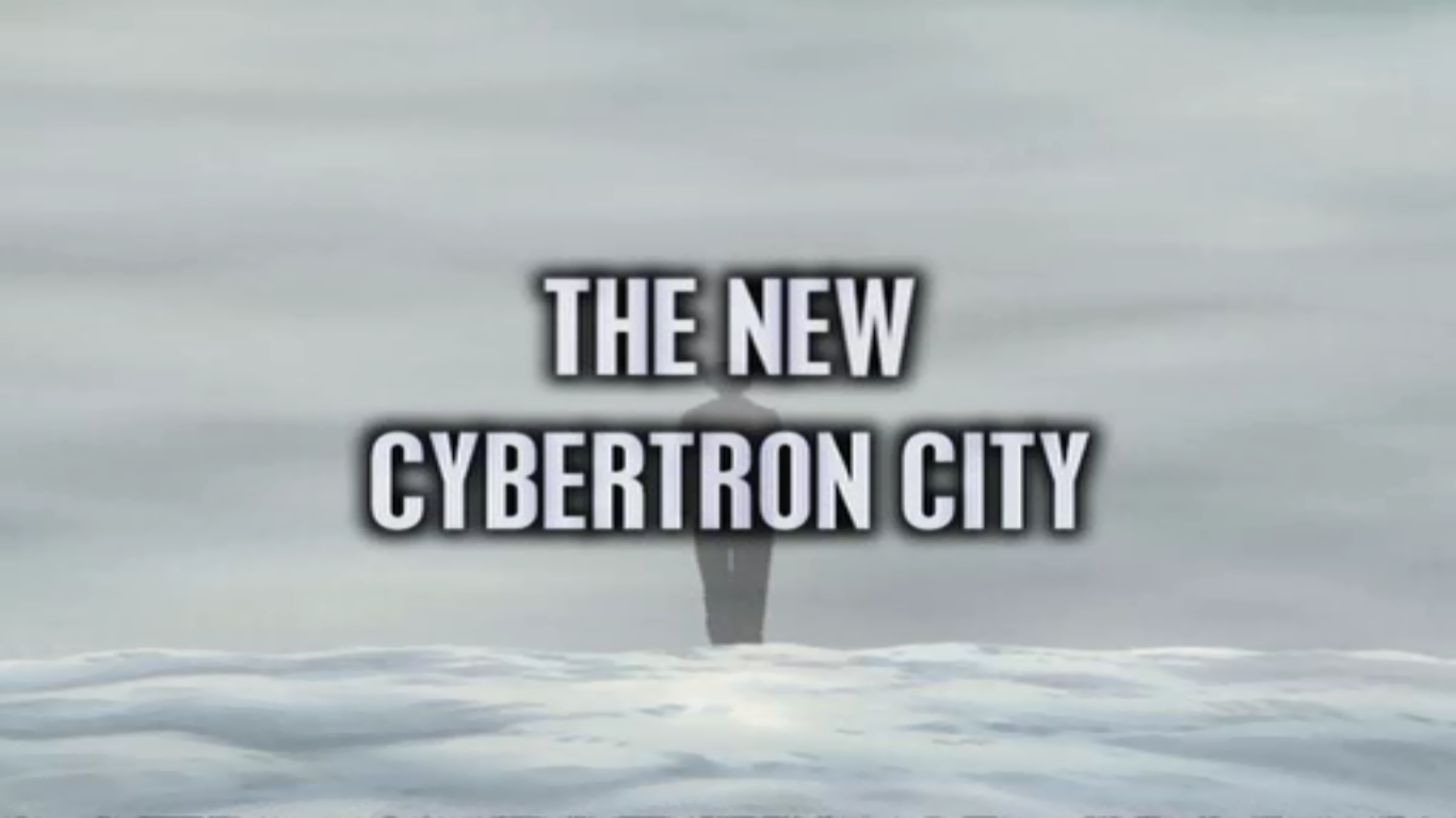 The New Cybertron City