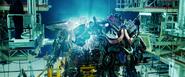 Optimus Prime roept Sentine Prime tot leven