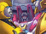Трансформеры: Роботы под прикрытием (комикс, 2013)