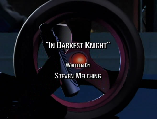 In Darkest Knight
