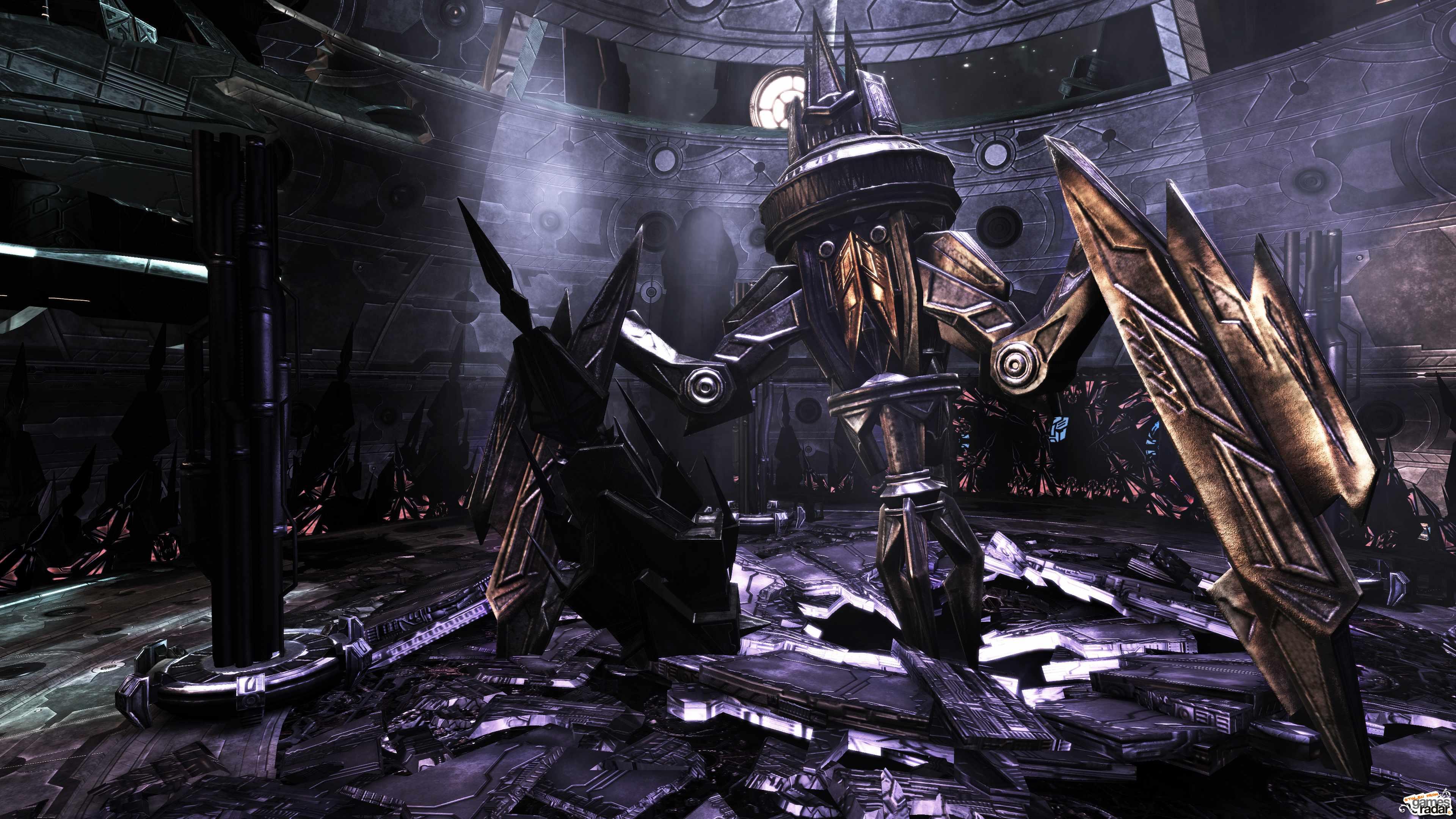 Decepticon War Machine