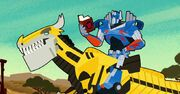 How to Ride Your Dinobot Ep2 Optimus on Grimlock with a Book.jpg