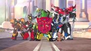 Transformers Robots In Disguise - Season 3 Combiner Force - Toy Fair 2017 Promo Video