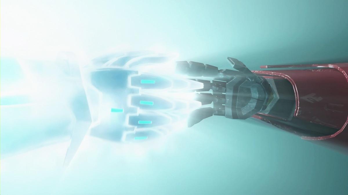 Cybertronian hands