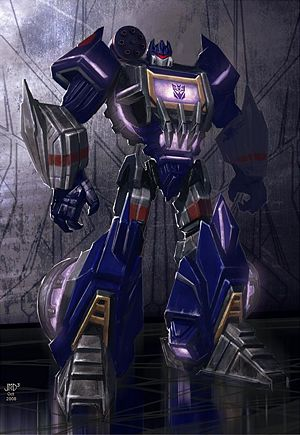 Soundwave (WFC)
