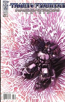 Megatron Origin issue 3