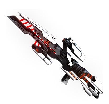 Daedelux Laser Rifle