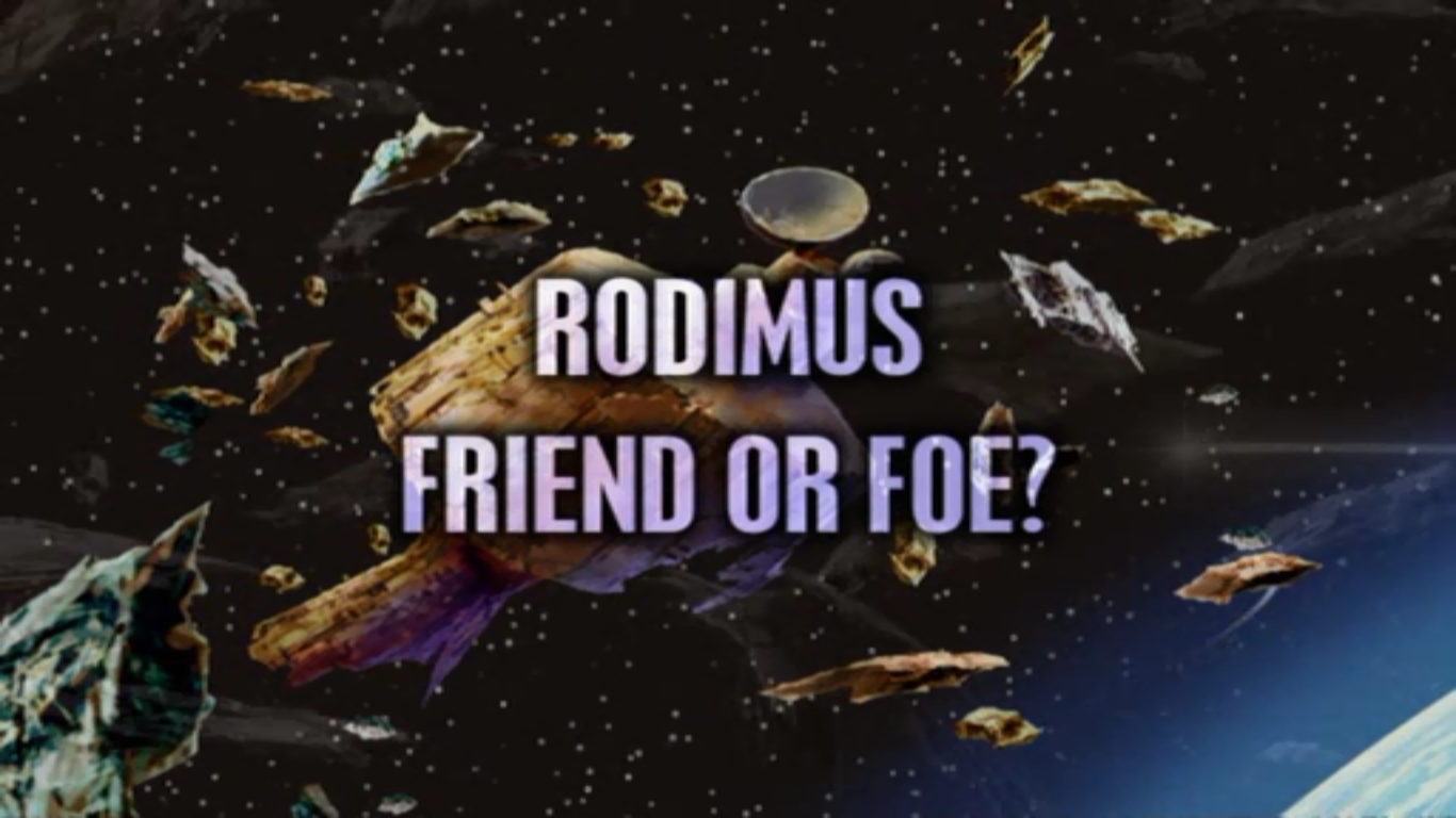 Rodimus: Friend or Foe?