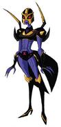 Transformers Animated Blackarachnia 2
