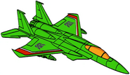 G1 Acid Storm jet