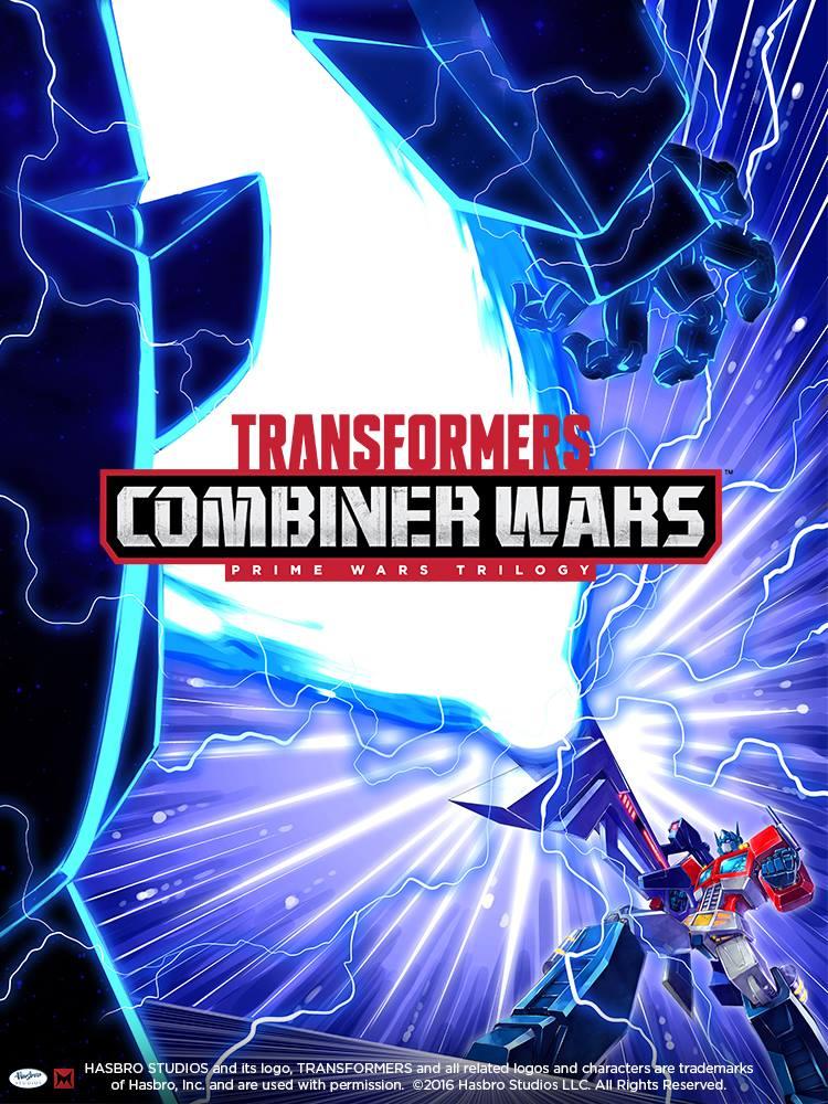 Transformers: Combiner Wars (Serie)