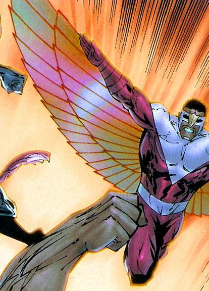 Falcon (superhero)