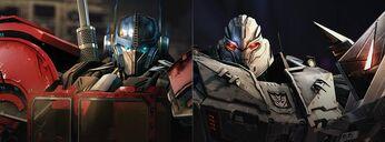 TfUniverse Prime and Megatron.jpg