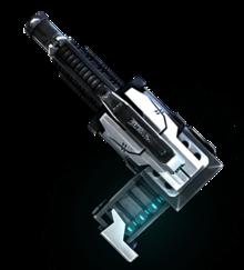 Gale Grenade Launcher