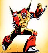 Rodimus Prime Marvel UK