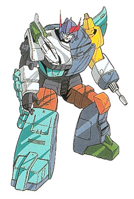 Autobot X (G1)