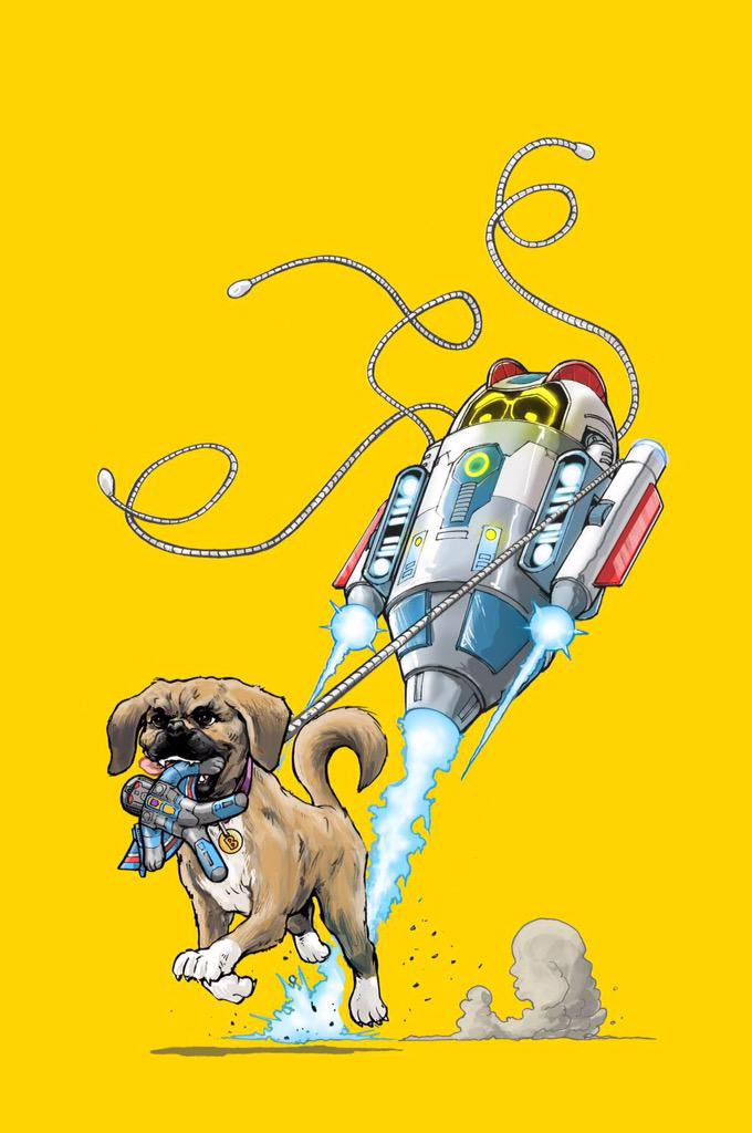 Buster (IDW)