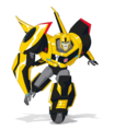 Bumblebee Robots in Disguise Concept 2