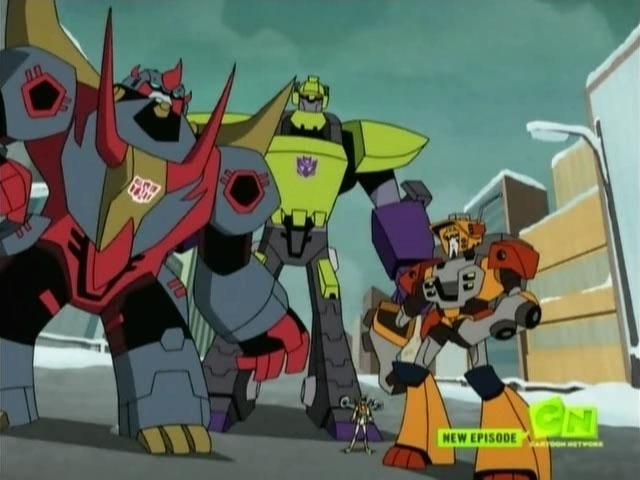 Substitute Autobots