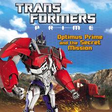 Optimus Prime and the Secret Mission