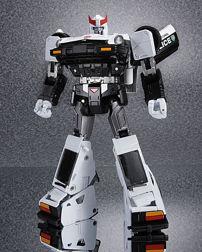 Sonny van der Heijden/Transformers MP-17 Masterpiece Prowl
