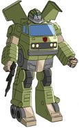 Transformers G1 Bulkhead