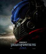 Transformers Film Optimus Prime