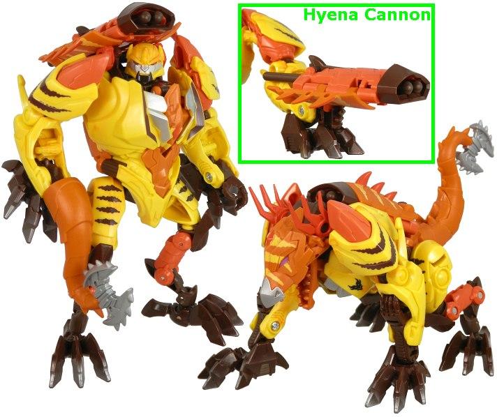 Hyena Cannon