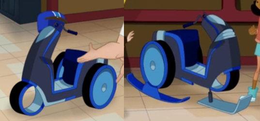 Turbo Cycle TFP