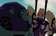 Transformers Animated Die alten Waffen