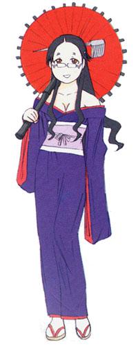 Hitoshizuku Amaō