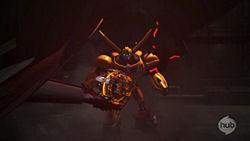 250px-OperationBumblebee2 Starscream threatens T-cog.jpg