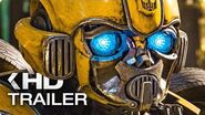 BUMBLEBEE Trailer 2 German Deutsch (2018) Transformers
