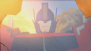 Optimus Shatterd Glass