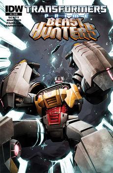 Beast Hunters issue 5
