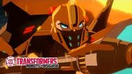 Transformers Robots in Disguise - 'Rev Up & Roll Out' Season 3 Official Trailer