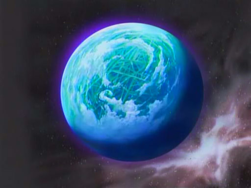 Planets in the Energon series