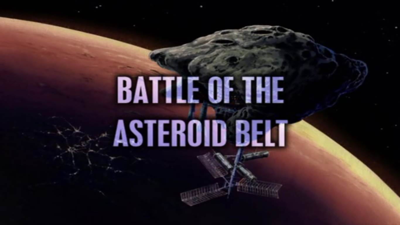 Battle of the Asteroid Belt