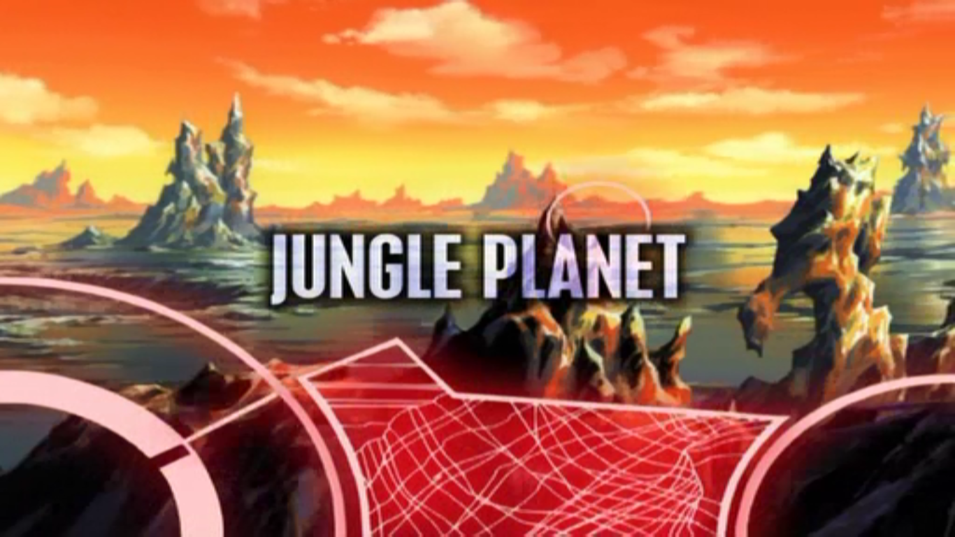 Jungle Planet (episode)